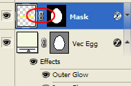 Unlink the Layer from Mask