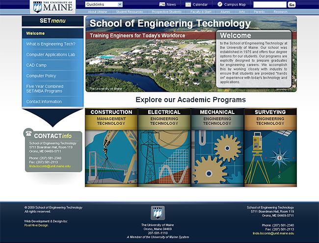 School of Engineering Technology